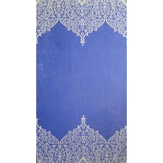 Supersized 100-percent Cotton 40x72 Inch Yarn Dyed Jacquard Seville Beach Towel