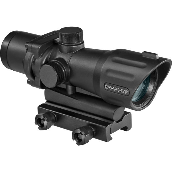 4X30 Electro Sight Mil Dot Riflescope