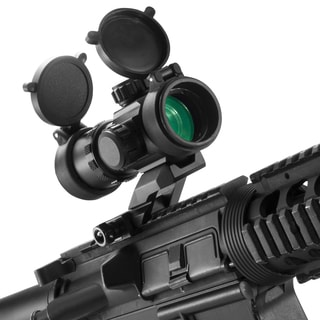 Barska 1x30 Aluminum 4-Inch Red Dot Scope