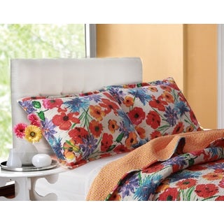 Crimson Crush Pillow Sham Set