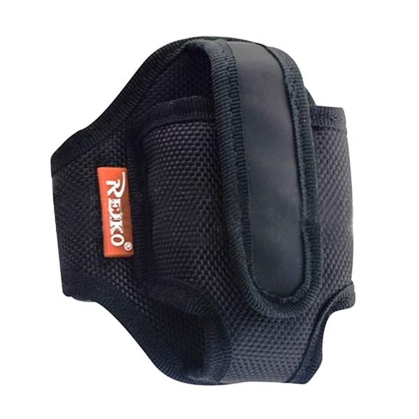 REIKO Universal Nylon Sport Armband For LG 450/ True/ Kyocera Coast/ Samsung c3590/ Motorola Razr V/ V8/ V3