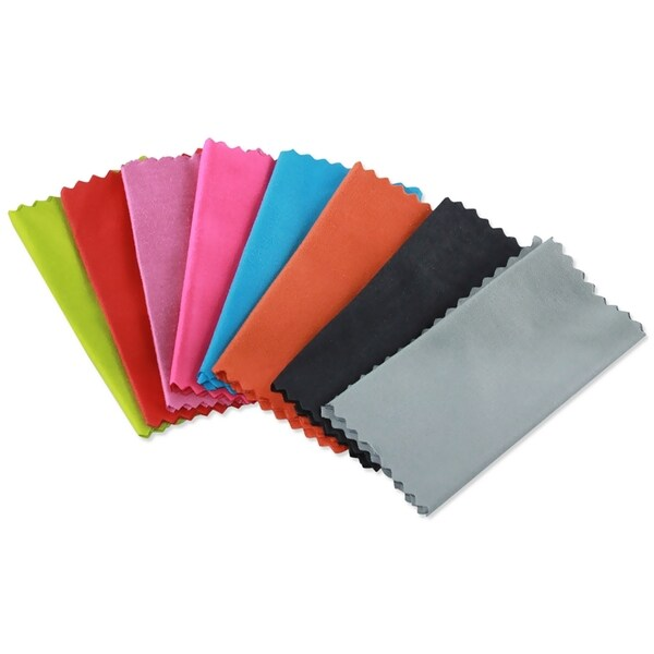 Reiko 9-Color Wiping Cloth Box Set (Pack of 12)