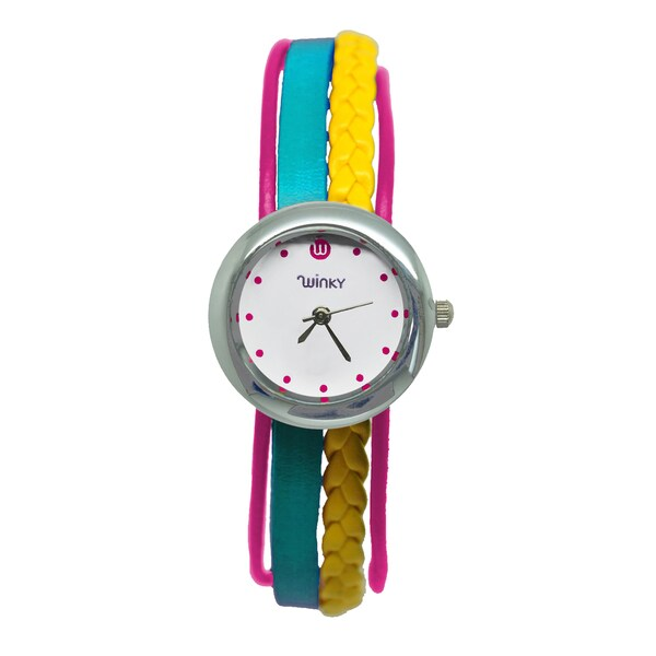Winky Designs Ice Cream Bracelet Watch