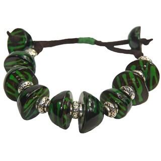 Green Bombona Bracelet