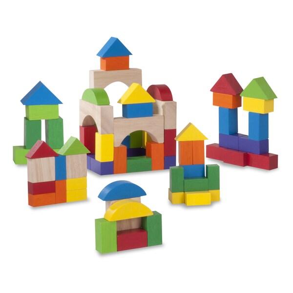 Wonderworld Toys 75 Piece Block Set