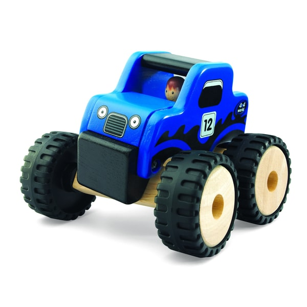 Wonderworld Toys Big Wheel Truck