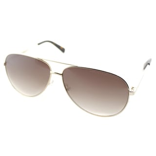 Marc by Marc Jacobs Unisex MMJ 444 J5G 02 Gold Metal Aviator Sunglasses