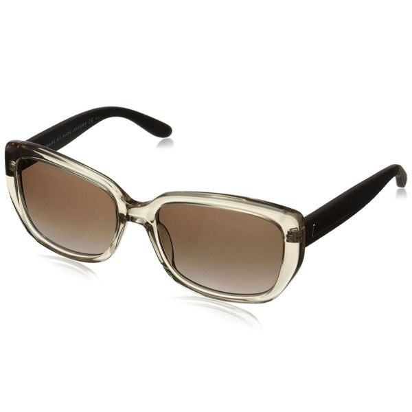 Marc by Marc Jacobs Womens MMJ 355 5RM Beige Plastic Cat Eye Sunglasses