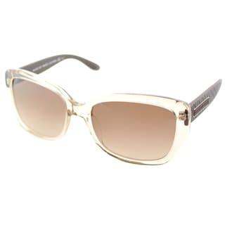 Marc by Marc Jacobs Womens MMJ 355 5RM Beige Plastic Cat Eye Sunglasses