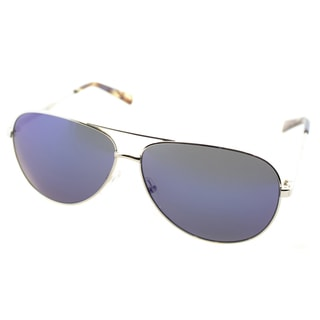Marc by Marc Jacobs Unisex MMJ 444 J5G 1G Gold Metal Aviator Sunglasses