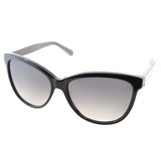 Marc by Marc Jacobs Womens MMJ 411 6WU Black Plastic Fashion Sunglasses