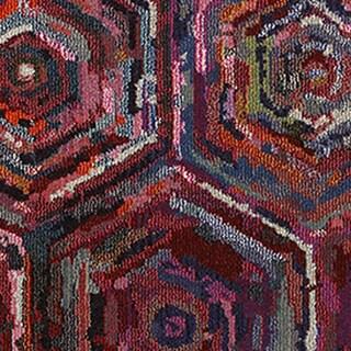 Jubilee Multi Rectangle 5ft x 7ft 5 inch Indoor Area Rug