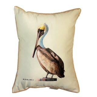 Pelican 15x22-inch Indoor/Outdoor Pillow