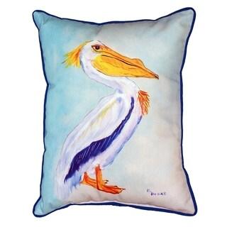 King Pelican 16x20-inch Indoor/Outdoor Pillow
