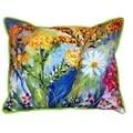 Wild Flower 16x20-inch Indoor/Outdoor Pillow