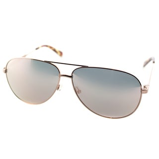 Marc by Marc Jacobs Unisex MMJ 444 DDB Gold Copper Metal Aviator Sunglasses