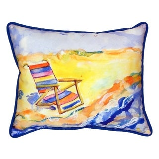 Betsy's Chair 16x20-inch Indoor/Outdoor Pillow