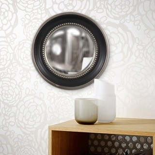 Stanton Wall Mirror - Matte Black
