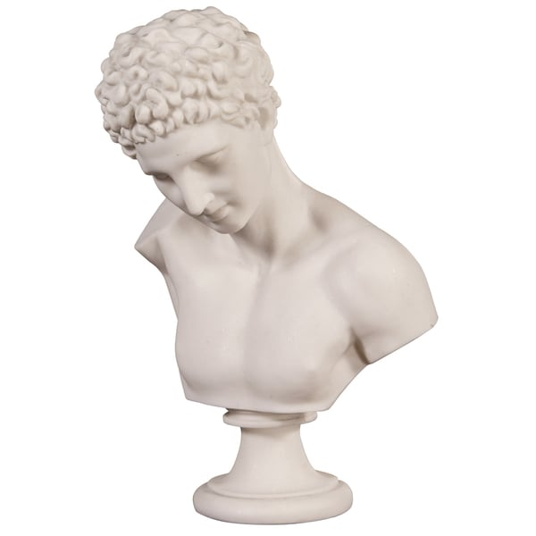 Neo-Classical Greek Bust