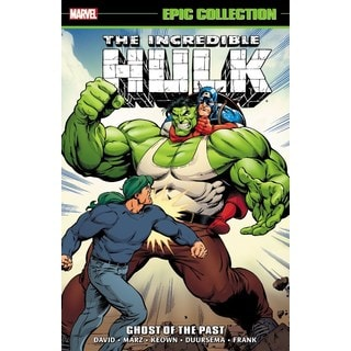 The Incredible Hulk Epic Collection: Ghost of the Past (Paperback)