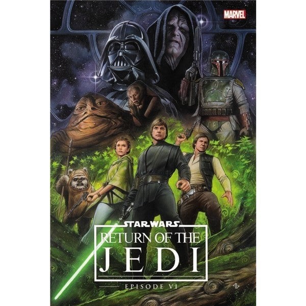 Star Wars Return of the Jedi Episode VI (Hardcover) 15050792