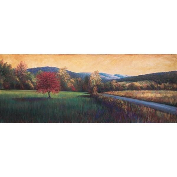 Beth Crowder Near Salem Gallery Wrap Canvas