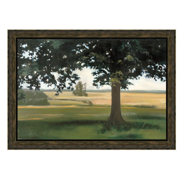 Megan Lightell Hidden Pasture Framed Art Print