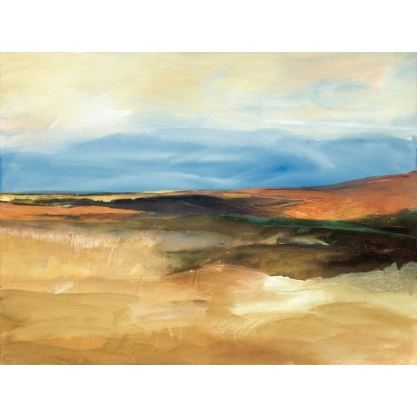 Marlene Lenker- Sedona Hills 40 x 30 Gallery Wrap Canvas