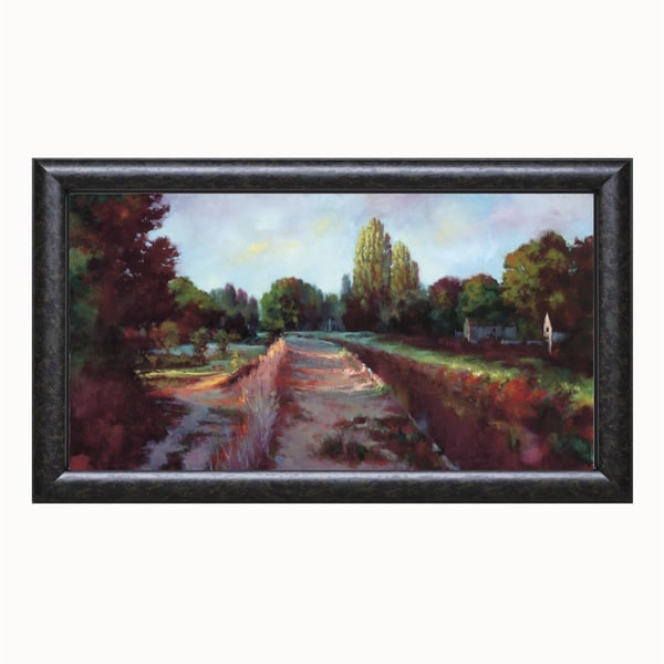 Donna Young Morning Light Framed Art Print