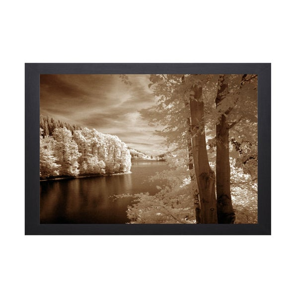 Ily Szilagy A View To Remember Framed Art Print