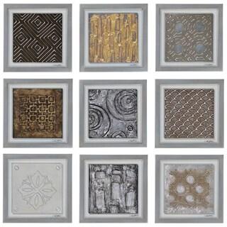 Renwil 'Pattern Lover' Framed Art