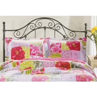Greenland Home Fashions Love Letters Pillow Sham Set