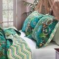 Greenland Home Fashions Tiki Hut Pillow Sham Set