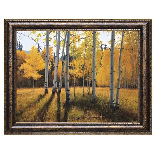 Douglas Aagard-Gentle Rise 40 x 28 Framed Art Print