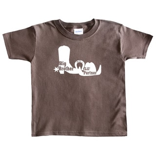 Rocket Bug Country Boy Big Brother T-shirt