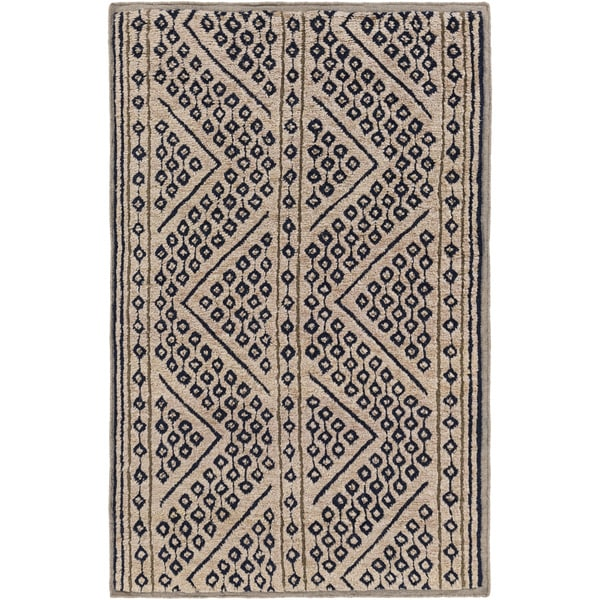 Country Living : Hand-Knotted Tony Nature Indoor Rug (3'3 x 5'3)