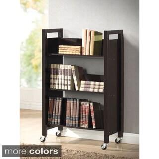 Berton Bookshelf Cart