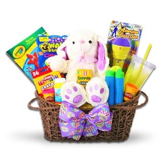 Easter Treats, No Sweets Gift Basket