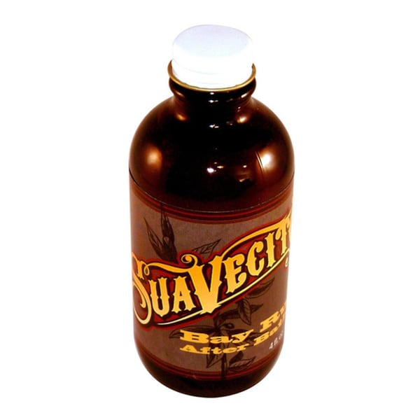 Suavecito 4-ounce Bay Rum After Bath