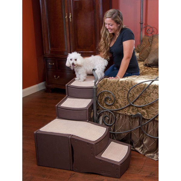 Pet Gear Easy Step Bed Stairs for Pets (As Is Item) 26846614