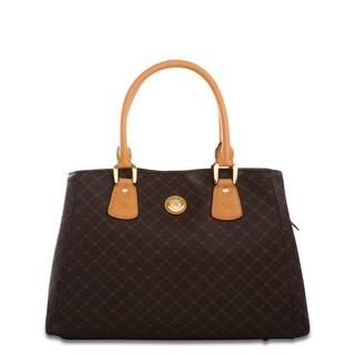 Rioni Signature Brown Satchel Carrier Bag