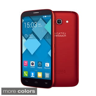 Alcatel OneTouch Pop C9 Unlocked 3G 5.5-inch Android 4.2 Smartphone