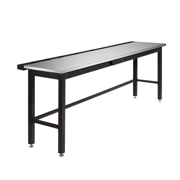 NewAge Products 96-inch Workbench with Powerbar