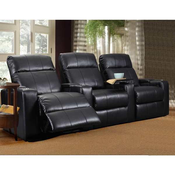 Plaza Two Arm Power Recliner