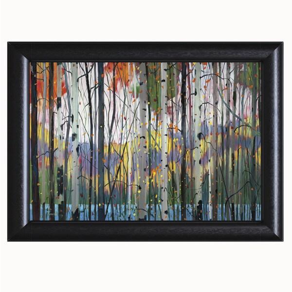 Graham Forsythe-Lone Ranger 40 x 28 Framed Art Print