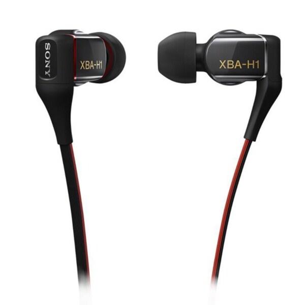 Sony XBAH1 Hybrid 2-way Driver In-ear Headphones
