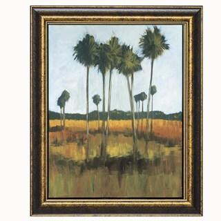 Mark Pullian-Tall Palms ll 26 x 32 Framed Art Print