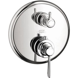 Axor Montreux Lever Thermostatic Chrome Trim with Volume Control
