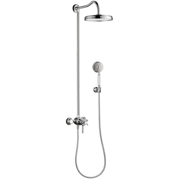 Axor Montreux Chrome Showerpipe