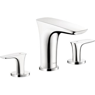 Hansgrohe PuraVida Trim, 3 Hole Romanset Chrome Tub Set